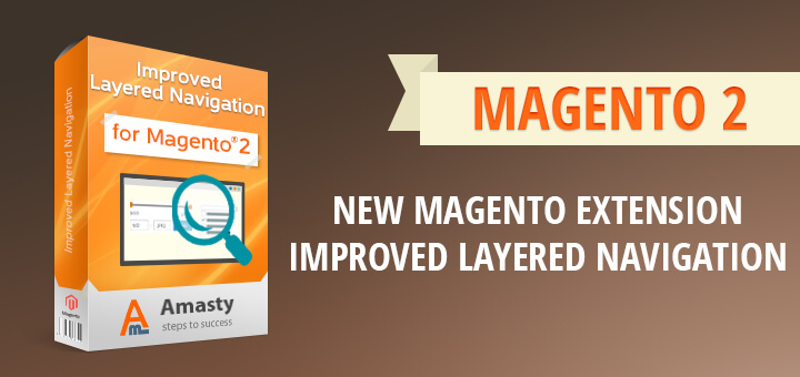 MAGENTO 2 IMPROVED LAYERED NAVIGATION