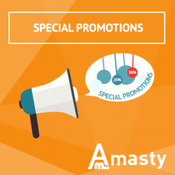 Amasty Special Promotions